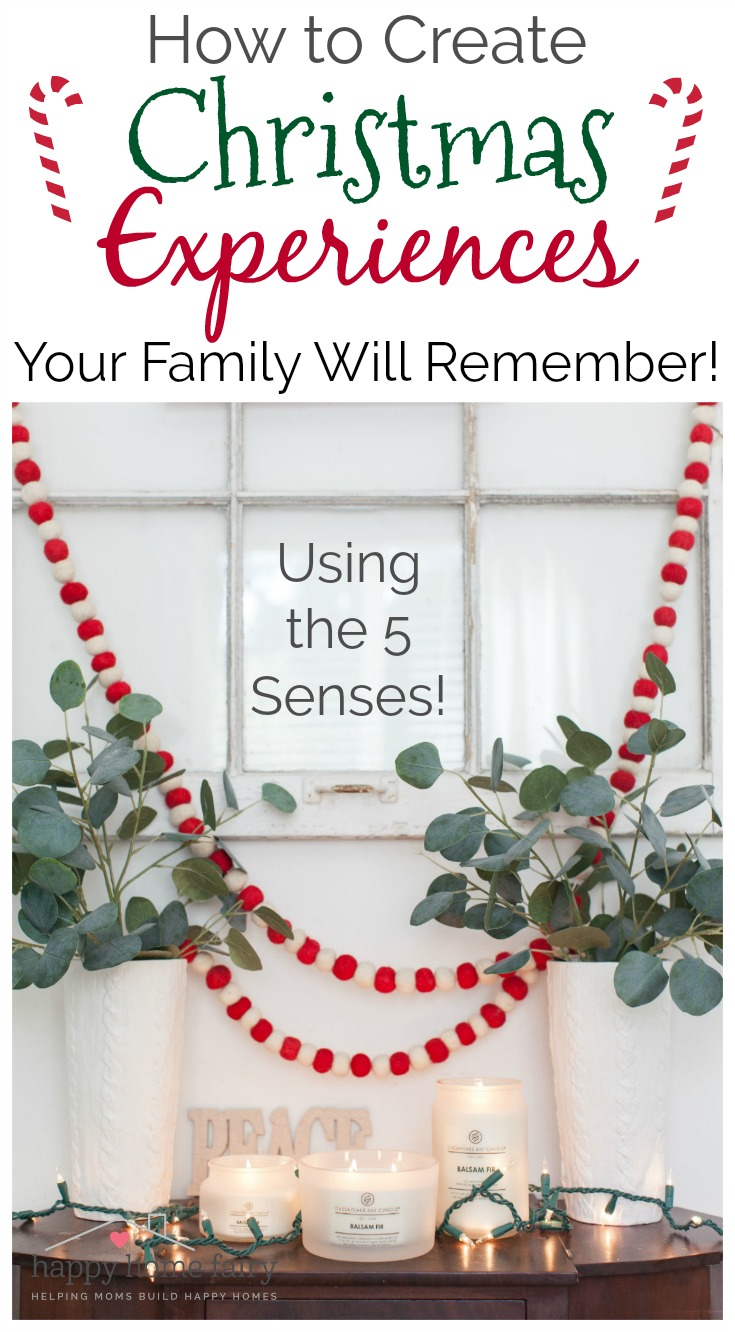 HOW TO CREATE CHRISTMAS EXPERIENCES YOUR FAMILY WILL REMEMBER!