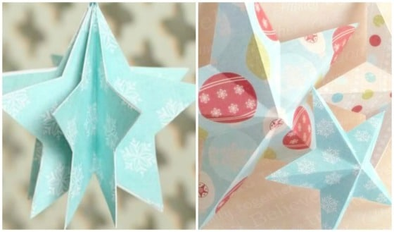 Gorgeous Star Ornaments To Make Happy Hooligans