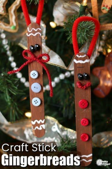 christmas ornaments popsicle sticks # 55