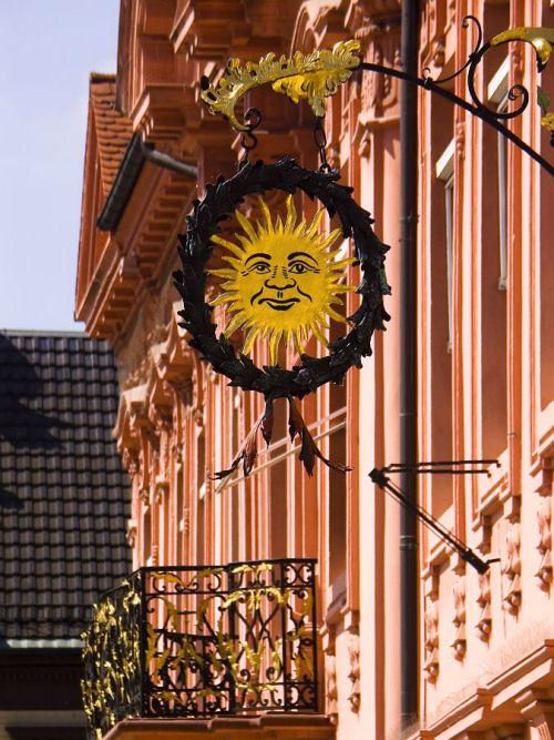 Hotel Sonne Offenburg Germany