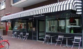 Amsterdam - Restaurant Freud Front