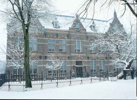 Amsterdam College Hotel Front