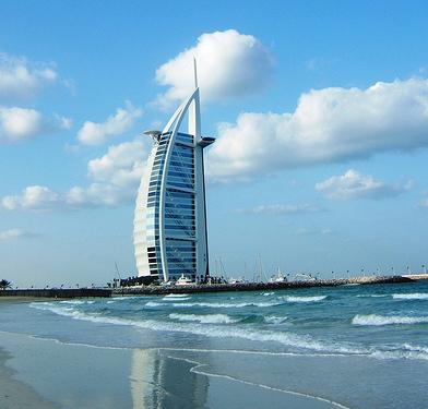 Burj Al Arab by Tigger 2008