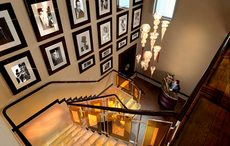 The Ellington - Staircase