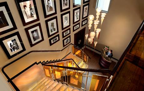 The Ellington - Staircase