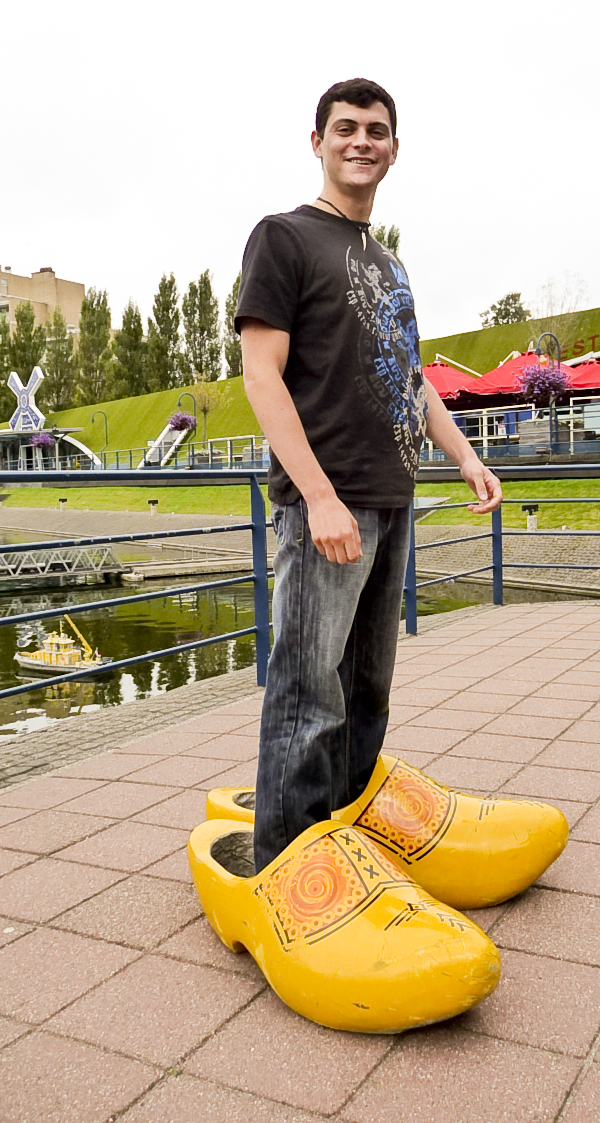 Nomadic Matt Blog Hopping - or Clogging in The Hague