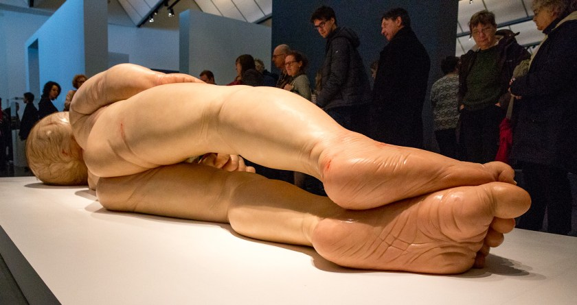 Ron Mueck - It's a Girl! 5