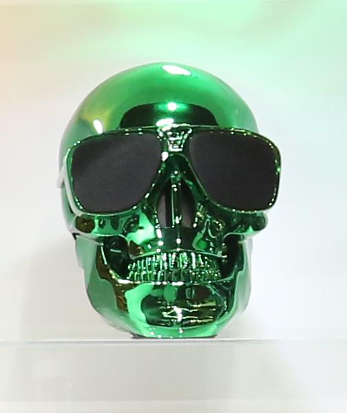 Jarre Skull Green I56A1652