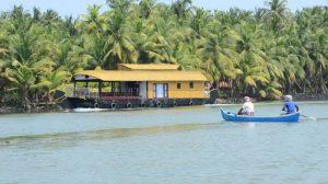 Boat house Bekal