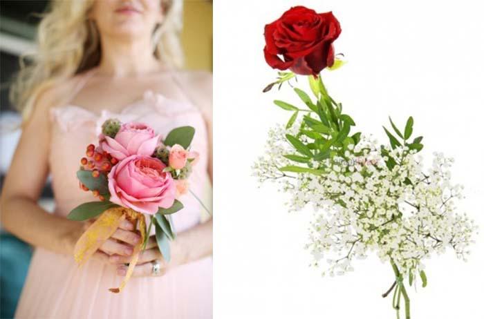 Cheap Wedding Ideas- Wedding Flowers