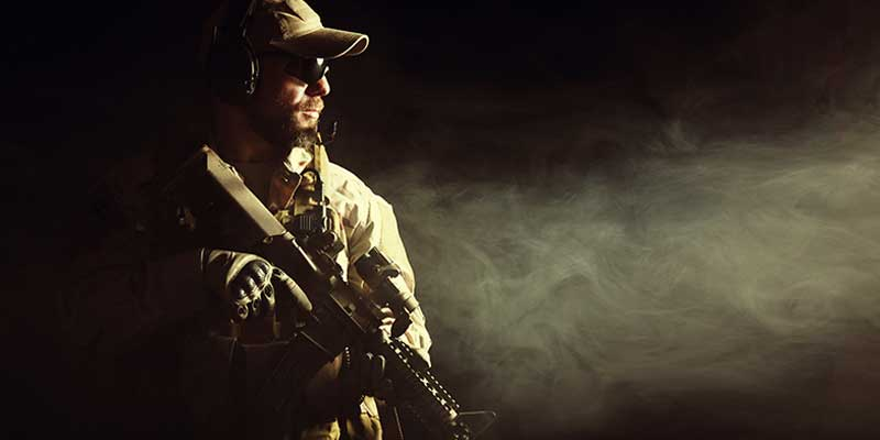 Not All Heroes are Special Ops