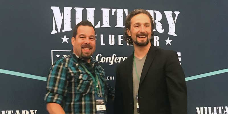 Military Influencer Conference Review