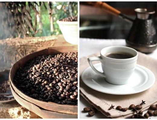 Кофе со специями, рецепт и история про самый дорогой кофе в мире.
