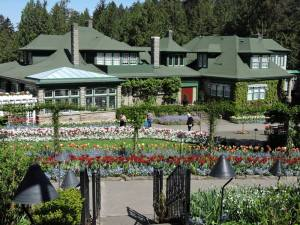 The Buchart Gardens