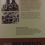 Interesting information about the building of the Alaska Highway at the Alaska Highway House museum
