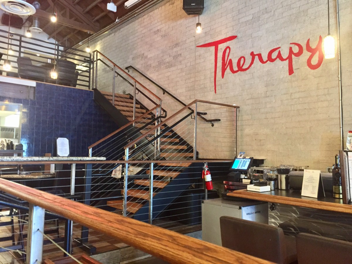 Therapy | Downtown Las Vegas #therapy #therapylasvegas #therapybar #therapyrestaurant #downtownlasvegas