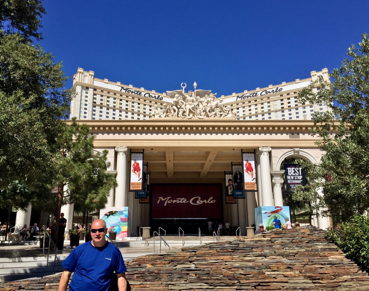 How to find Sambalatte at Monte Carlo Las Vegas #Vegas #MonteCarlo #sambalatte #lasvegas