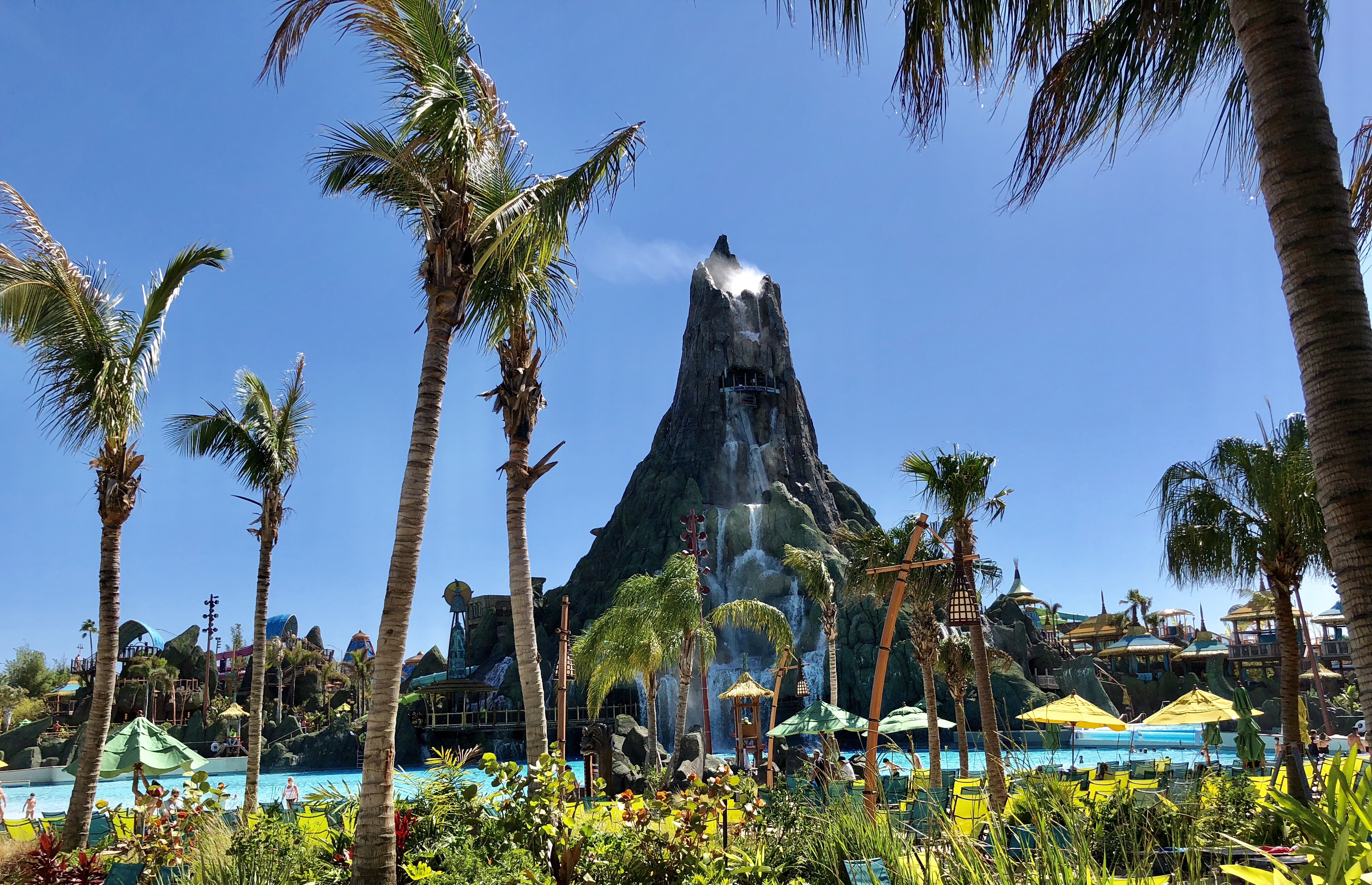 Our Incredible Day at Volcano Bay!