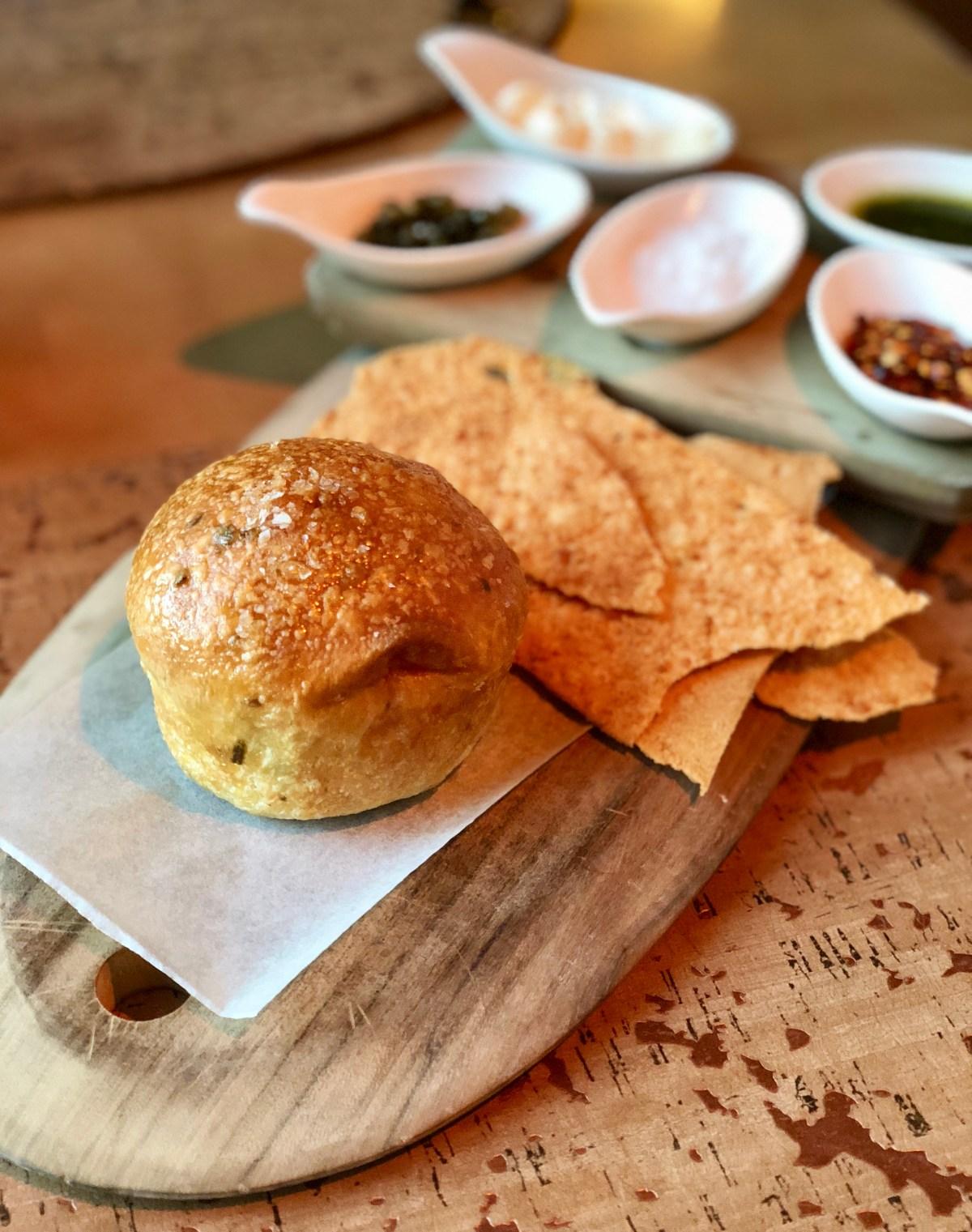 Giada's Trattoria | The Cromwell #breadbasket #giadarestaurant #giadastrattoria #thecromwell #lasvegaseats