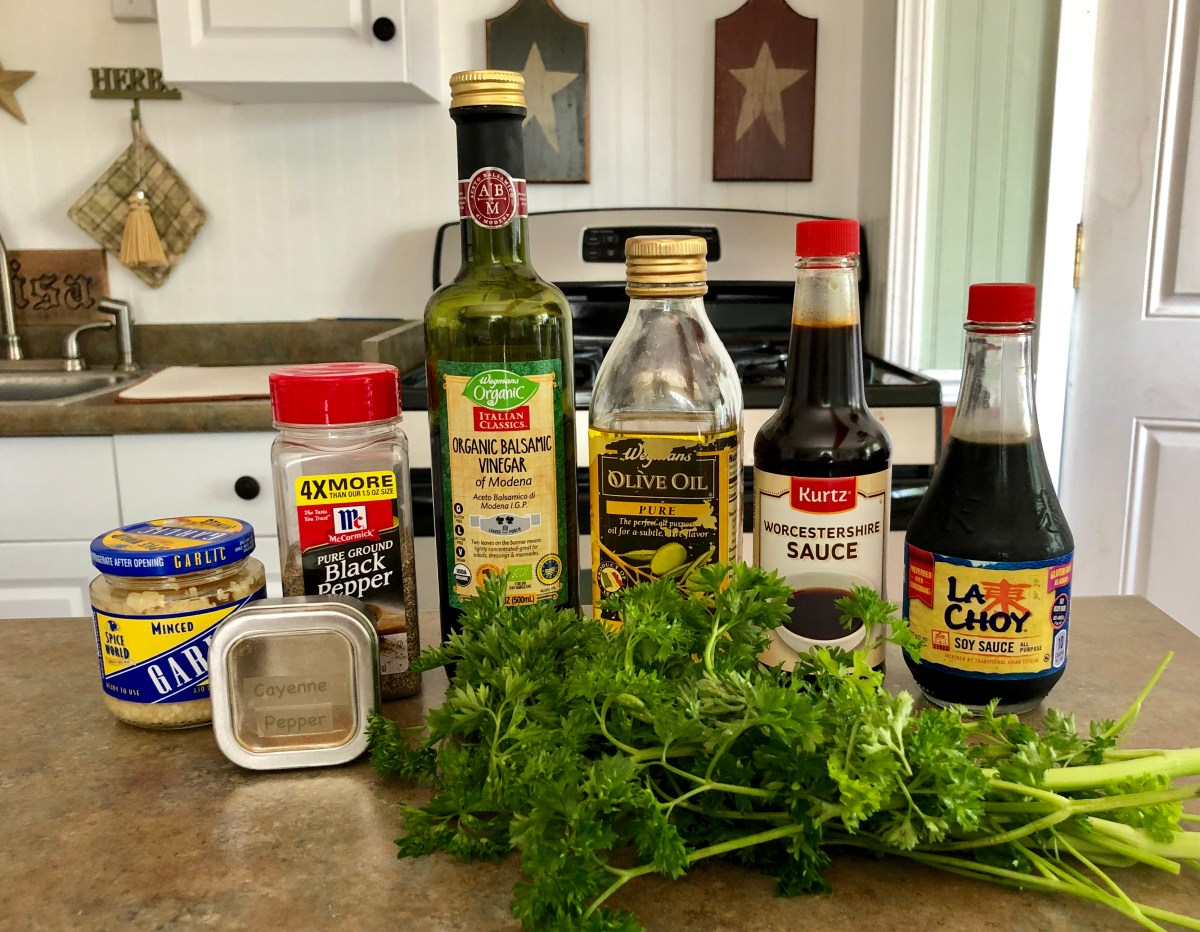 Best Grilled Pork Chops Marinade ingredients list