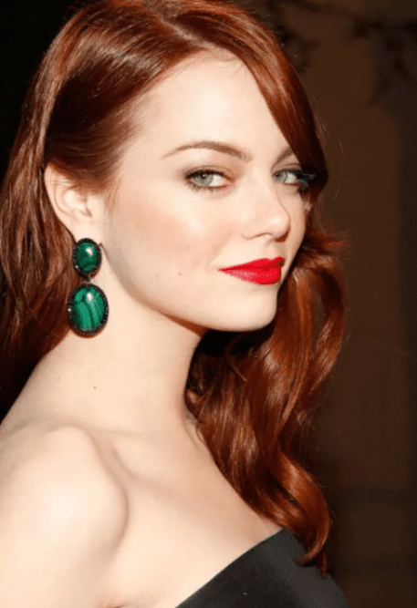 red headed actresses
