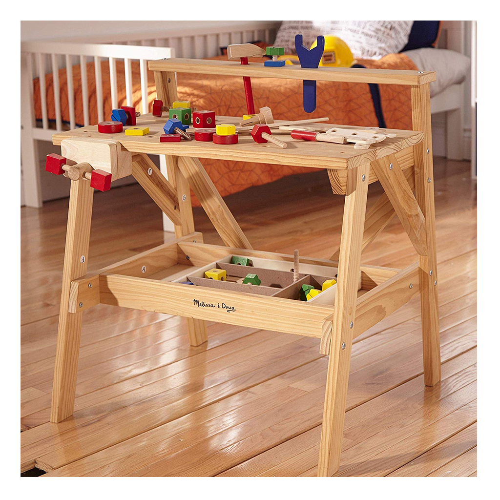 Phenomenal Melissa And Doug Workbench Squirreltailoven Fun Painted Chair Ideas Images Squirreltailovenorg