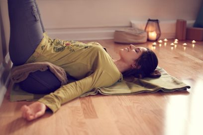 Relax with Yin Yoga