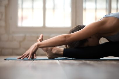 Secure your spot: Yoga in the studio!