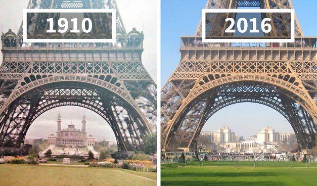 28 ohromujících fotek, které dokazují, jak rychle se svět mění