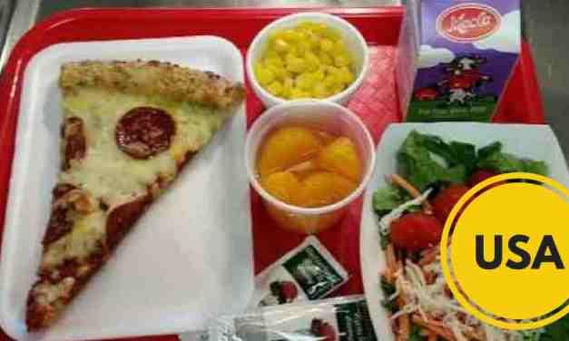Budete překvapeni co dostávají děti z celého světa ve škole k obědu