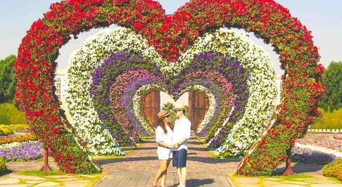 11 romantických míst kam vzít svoji drahou polovičku