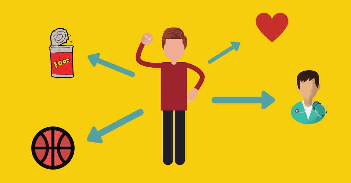 5 užitečných rad ke zdravějšímu já