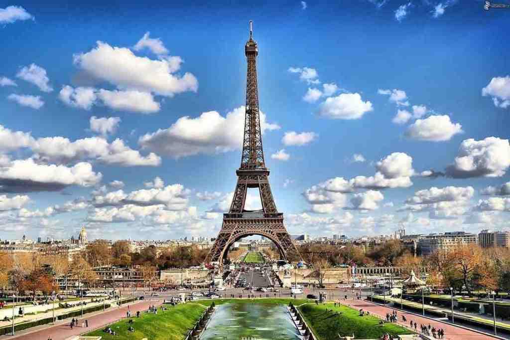 ubytování v paříži