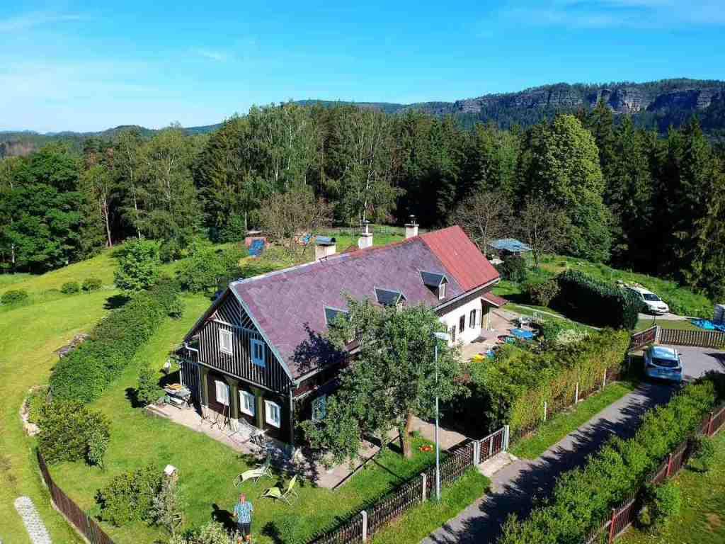 ubytování v Českém Švýcarsku