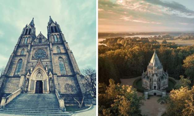 Kvíz: Jen 20 % lidí dokáže uhádnout všech 10 českých kostelů