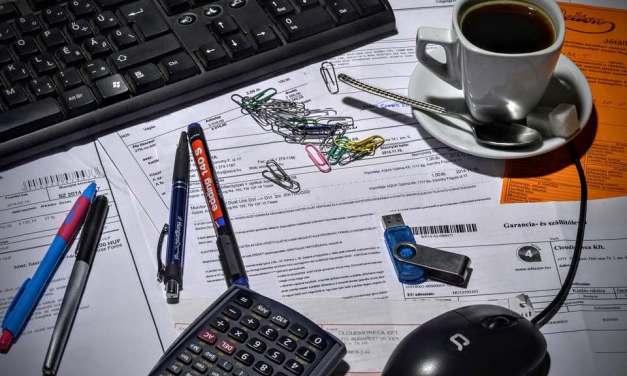 Jak udělat daňové přiznání jednoduše doma