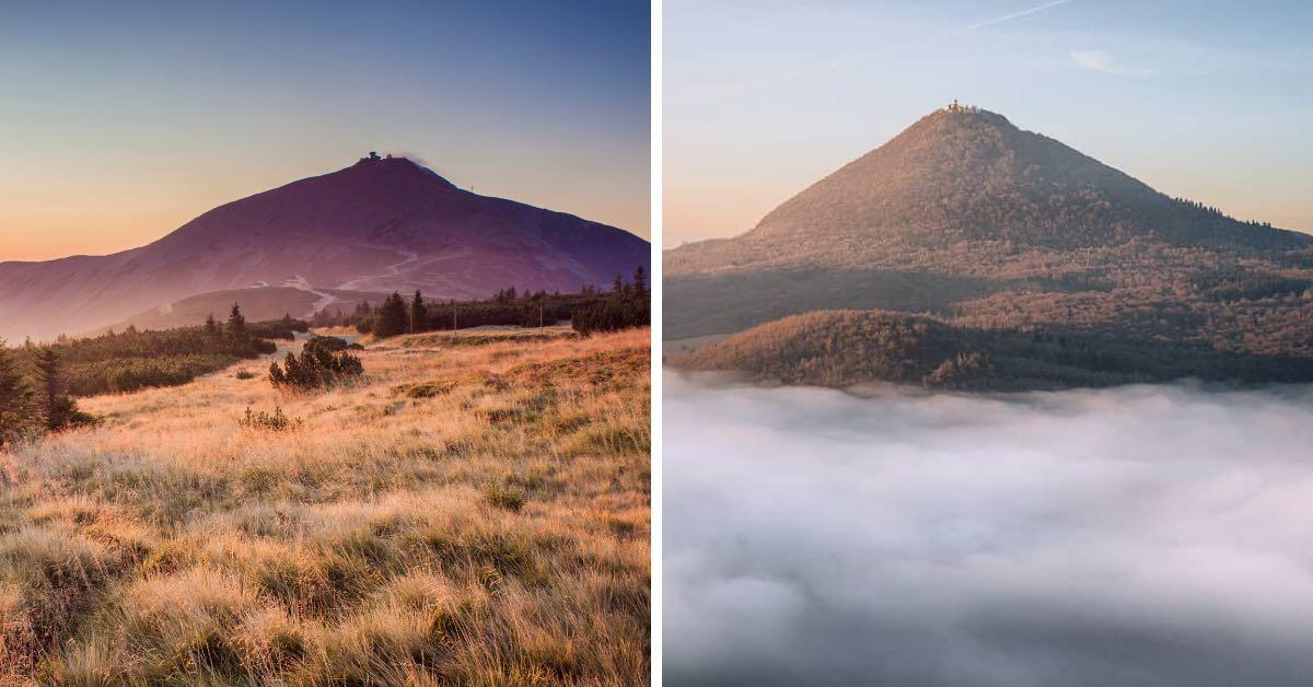 Kvíz: Kolik českých hor dokážete uhodnout?