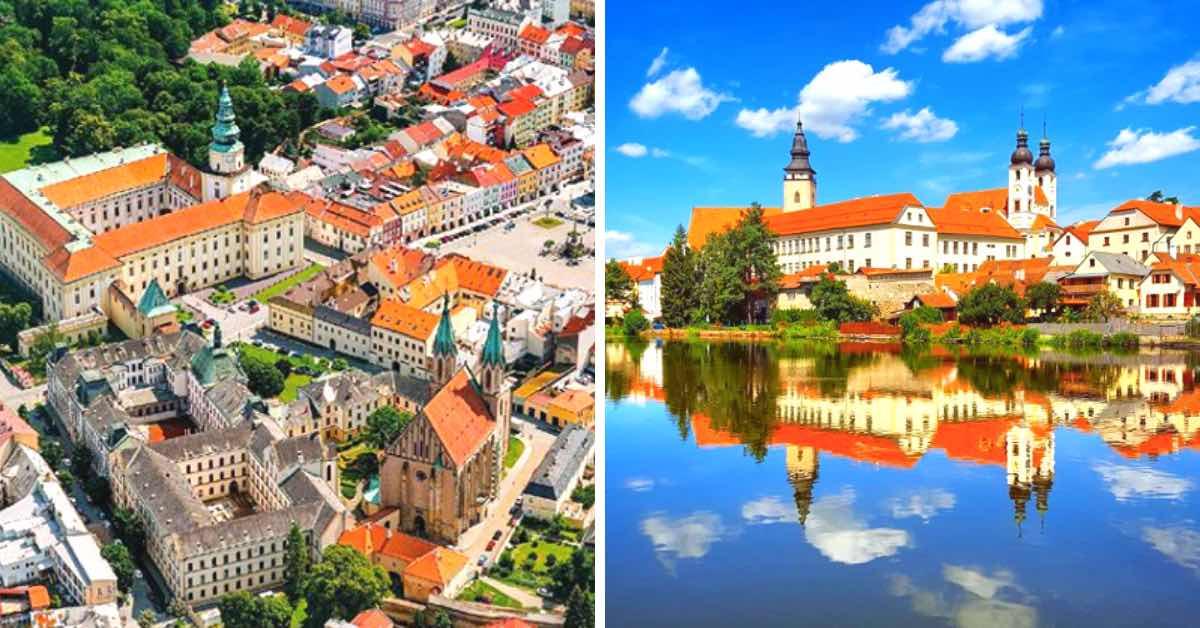 20 úžasných měst v ČR, která čekají na vaší návštěvu