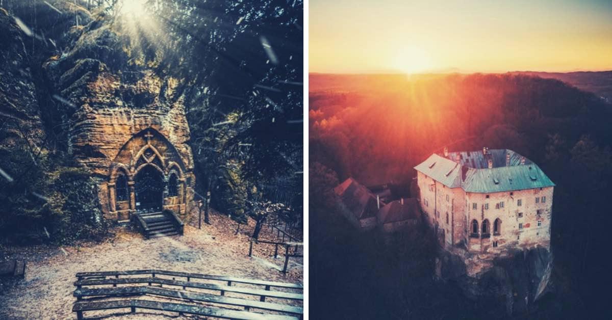Českolipsko a 10 nejkrásnějších míst, které nesmíte vynechat