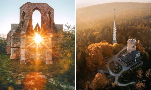 22 úžasných míst v Česku, která musíte letos prozkoumat