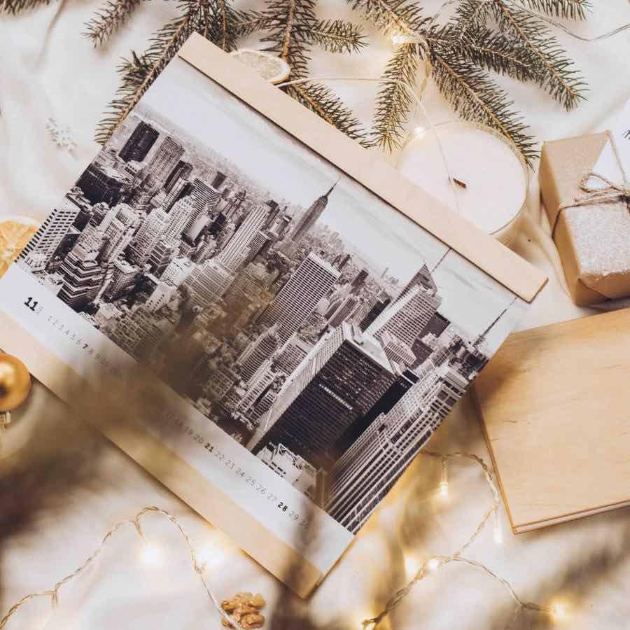 dárky z fotografií