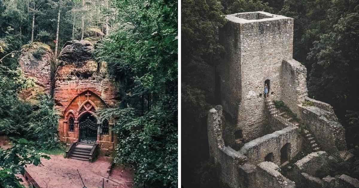20 fascinujících míst v Česku, o kterých jste neměli tušení