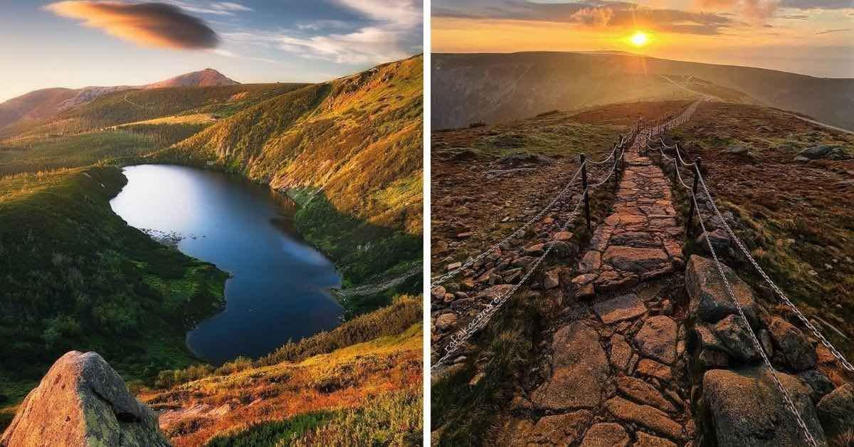 Úžasné Krkonoše: 20 překrásných míst, která si zaslouží návštěvu