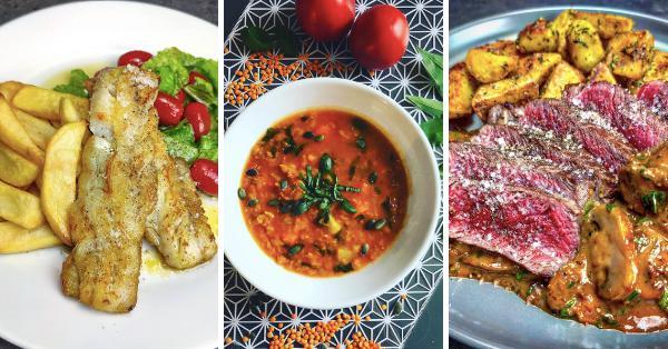 Zdravá večeře pro celou rodinu: vyzkoušejte 11 jídel