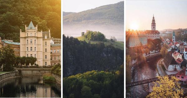 Dovolená v Česku 2021: která místa navštívit