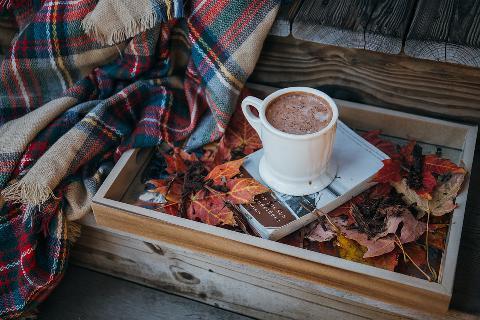 Vynikající domácí horká čokoláda snadno a rychle