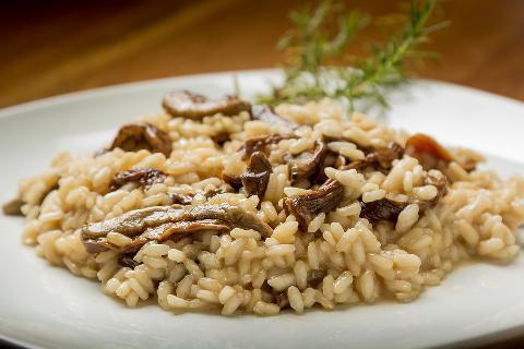 3 recepty na nejlepší houbové rizoto