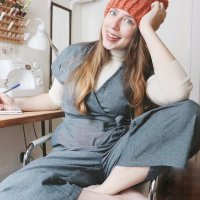 Minerva Maker Team: Zadie Jumpsuit Pattern Review