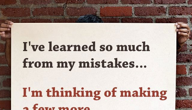 8 companies that celebrate mistakes