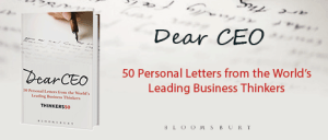 Dear CEO by Thinkers50